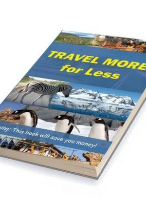 travel more for less book
