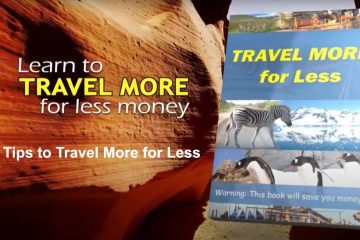10 tips to travel more for less