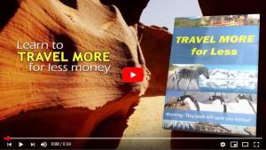 Travel More for Less Book Trailer